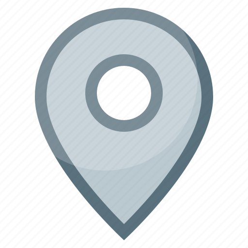 destination, direction, location, map, pin, way, wayfinder icon