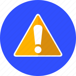 attention, caution, danger, exclamation, safety, security, warning icon