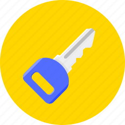 key, lock, protection, safe, safety, security, unlock icon