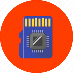 computer, cpu, device, hardware, microchip, processor, technology icon