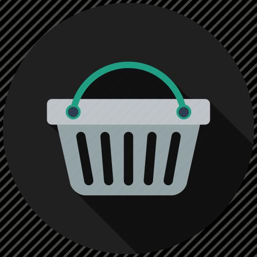 basket, mobile marketing, seo, seo pack, seo services, web design icon
