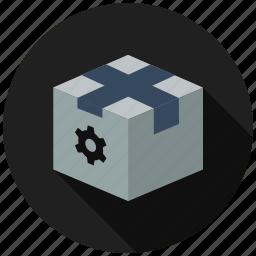 box, business, mobile marketing, seo icons, seo pack, seo services, web design icon