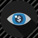 cost, impression, mobile marketing, per, seo, seo services, web design icon