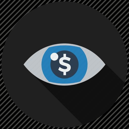 cost, impression, mobile marketing, per, seo icons, seo services, web design icon