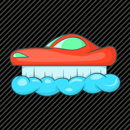 Cartoon, circle, concept, engine, future, machine icon - Download on Iconfinder