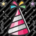 birthday, fun hat, hat, party hat