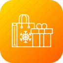 bag, birthday, celebration, gift, party, present icon