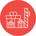 birthday, gift, party, present, surprise icon