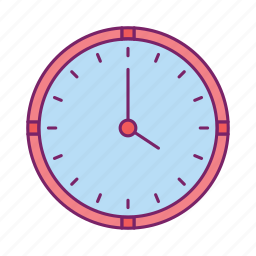 clock, new year, schedule, time icon