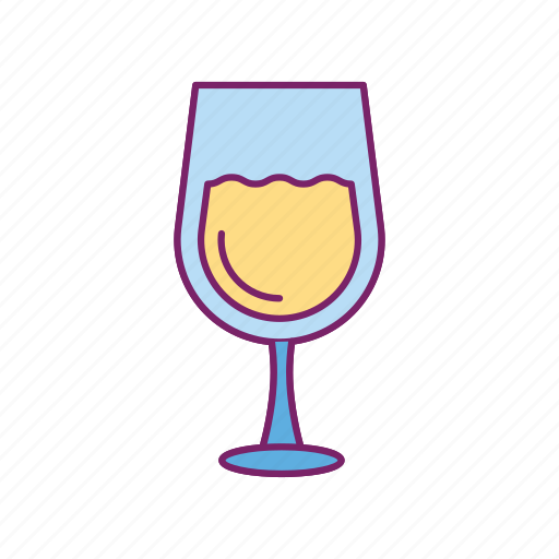 beverage, drink, glass, juice, water icon