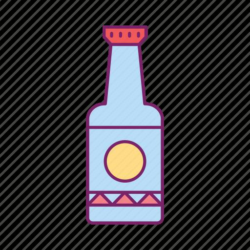 beverage, bottle, drink, juice, water icon