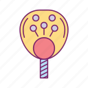 christmas, dessert, food, lollipop, snack, sugar, sweets icon