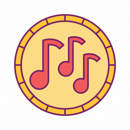 instrument, media, multimedia, music, speaker, video icon