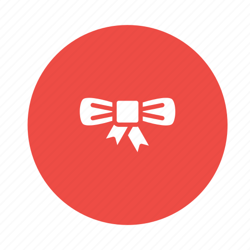 achievement, ball, bow, christmas, decoration, gift, ribbon icon