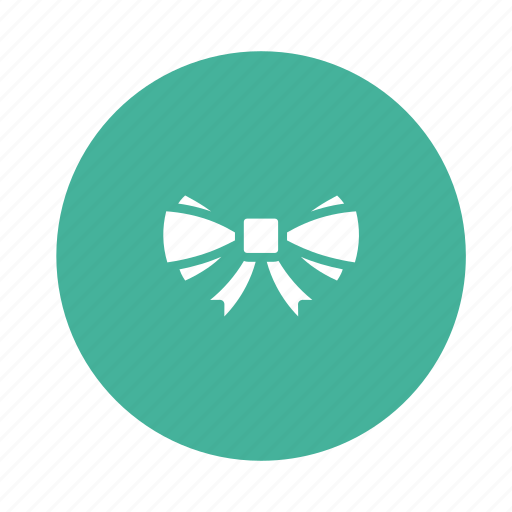 achievement, ball, bow, decoration, gift, ribbon icon