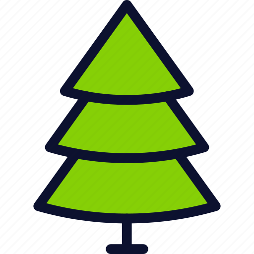 christmas, gift, new, tree, xmas, year icon