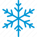 christmas, flake, new, snow, snowflake, xmas, year icon