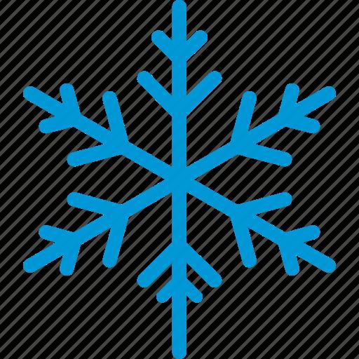 christmas, flake, new, snow, snowflake, xmas, year icon