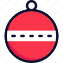 ball, christmas, new, tree, xmas, year icon