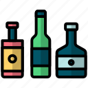 alcohol, bar, beer, bottle, cocktail, drinks, wine