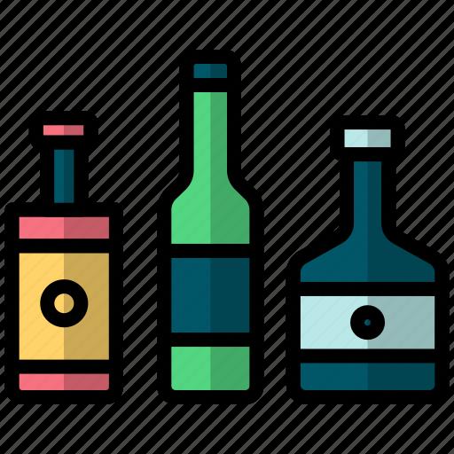 Alcohol, bar, beer, bottle, cocktail, drinks, wine icon - Download on Iconfinder