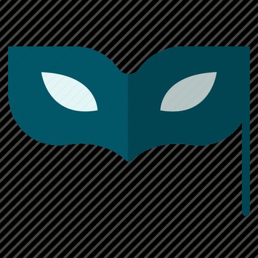 mask, masquerade, masquerade party, new, party, year icon
