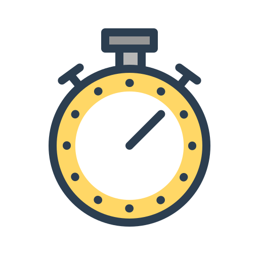 activity, productivity, progress, resolutions, stopwatch, time, timer icon
