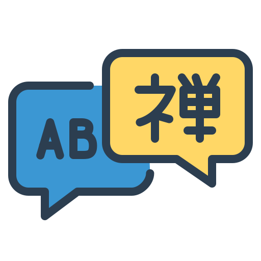 Courses, language, learn, speak icon - Free download
