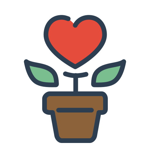 flower, grow, love, loving, resolutions, romance, without regret icon