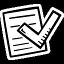 check, checklist, document, list, to do icon