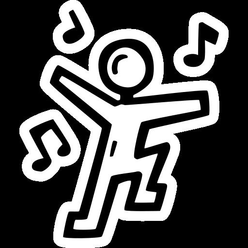 celebration, dance, dancer, party icon