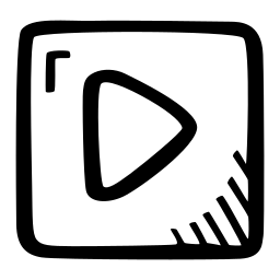 audio, media, multimedia, play, play button, player icon