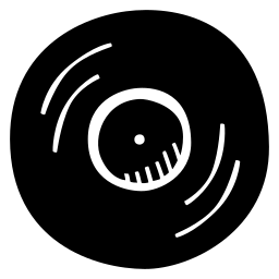 audio, music, musical, record, sound, vinyl icon