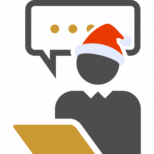 computer, message, new year, sales, trading, user icon