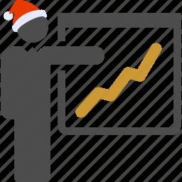 analytics, forex, new year, ny2018, reports, seo, trading icon
