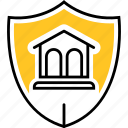protection, shield, bank, new, york