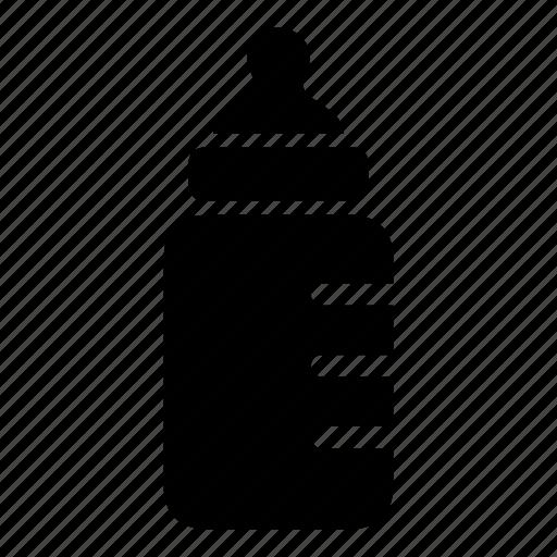baby, baby bottle, milk, milk bottle, newborn icon