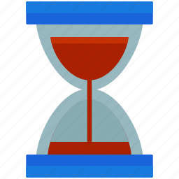 hold on, hourglass, loading, news, wait icon