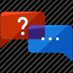conversation, interview, news, show, studio icon