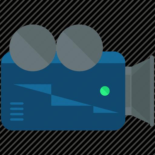 camera, news, portable, report, video icon