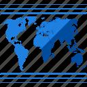 global, map, news, report, world
