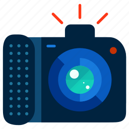 camera, image, news, photo, photography, picture, report icon