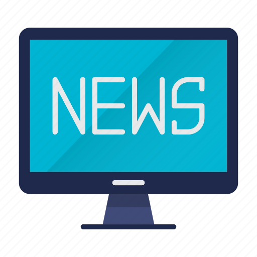 article, breaking, feed, news, newsletter, newspaper, press icon