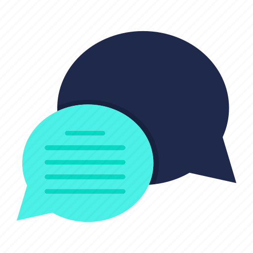 chat, communication, conversation, interaction, news icon