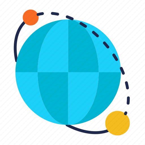 global, international, news, planet, worldwide icon