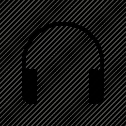 broadcast, communicate, headphones, news, newscast, television icon