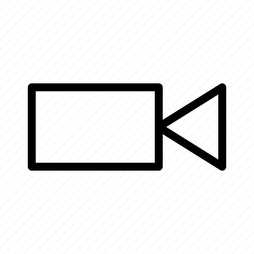 broadcast, camera, news, newscast, television icon