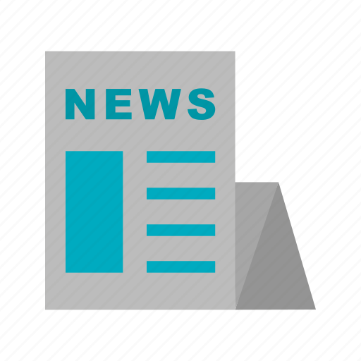 communication, daily, journalism, media, news, newspaper, text icon