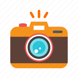 camera, digital, image, lens, photo, photographer, photography icon