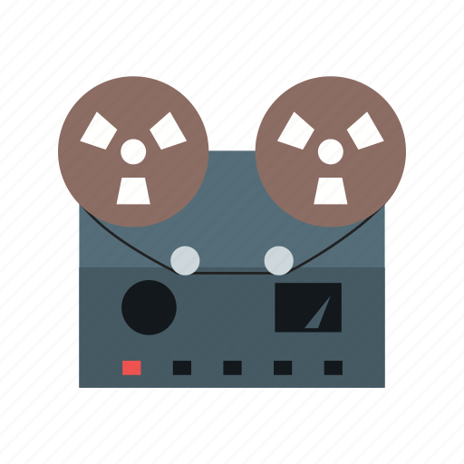 antenna, music, news, radio, speaker, tape recorder, tuner icon